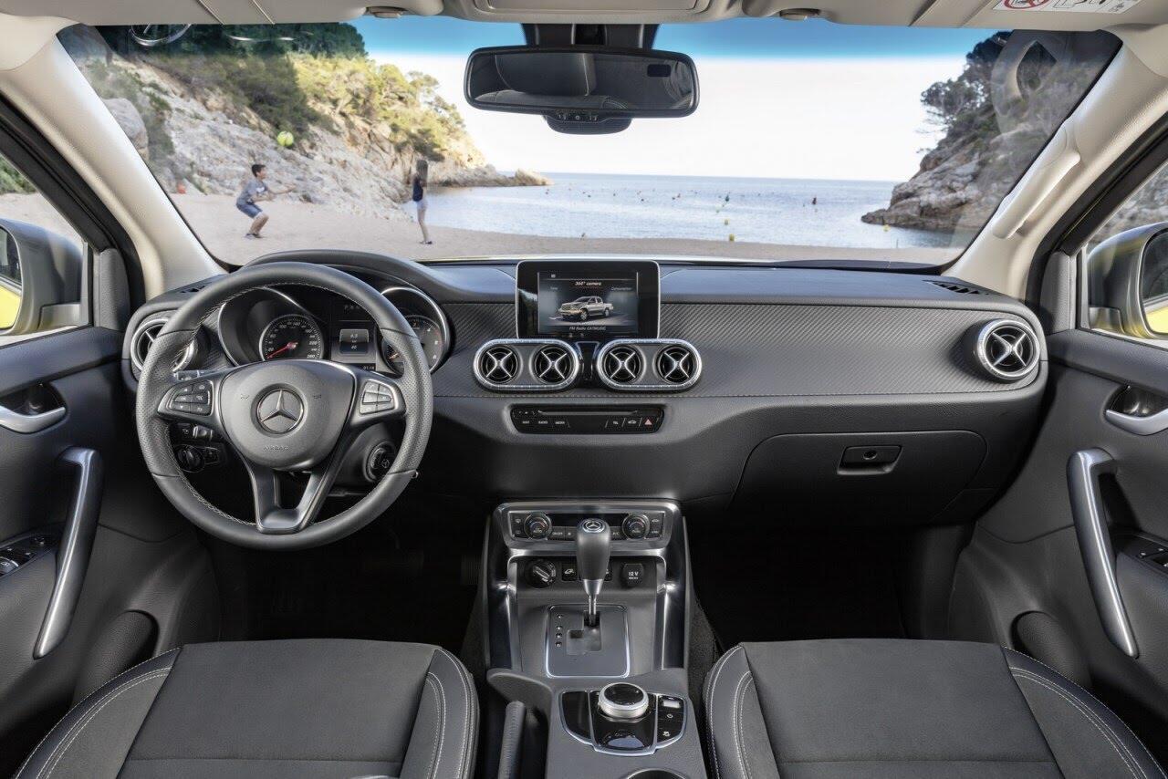 X-Class - bán tải hạng sang đầu tiên của Mercedes chính thức ra mắt - Hình 24
