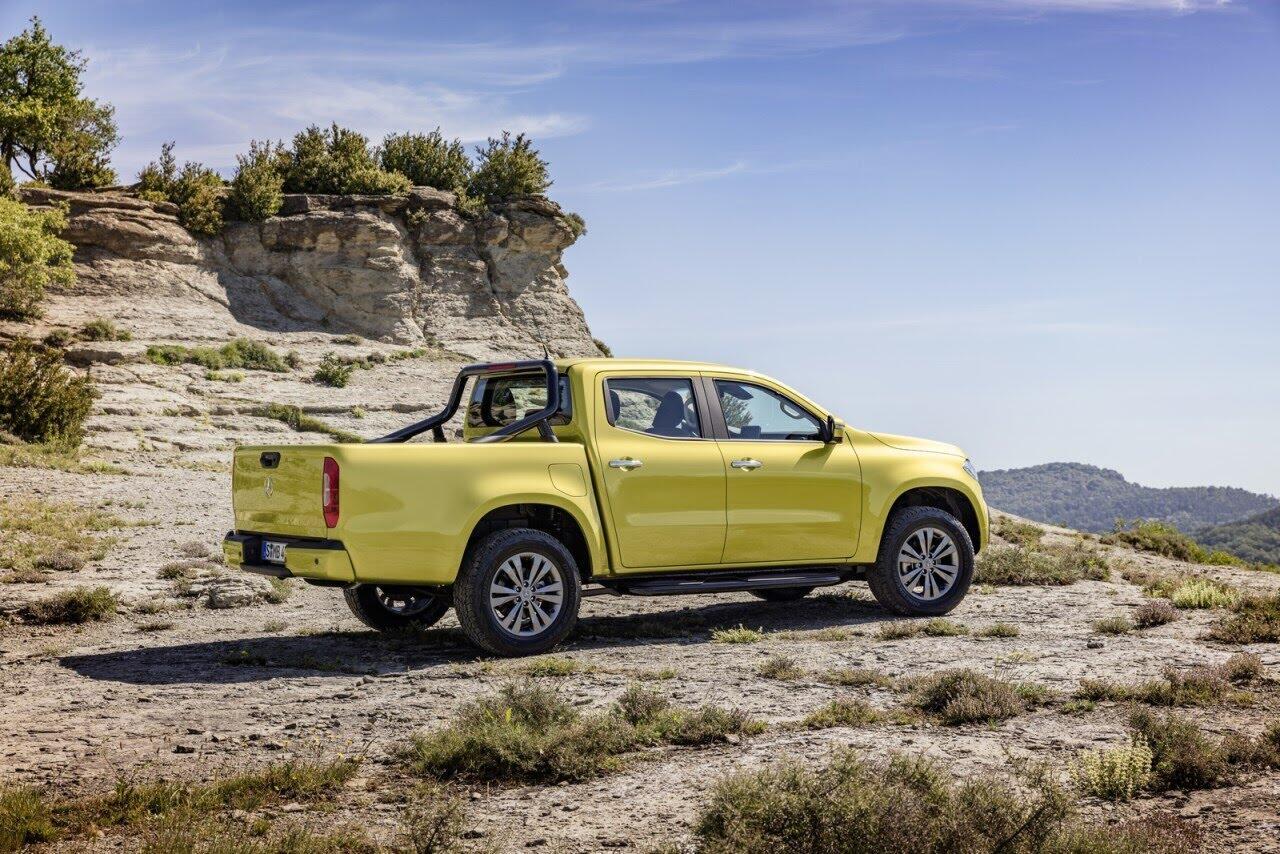 X-Class - bán tải hạng sang đầu tiên của Mercedes chính thức ra mắt - Hình 34
