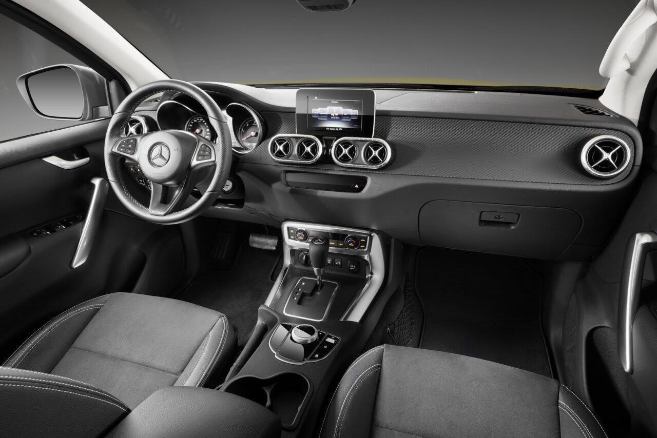 X-Class - bán tải hạng sang đầu tiên của Mercedes chính thức ra mắt - Hình 47