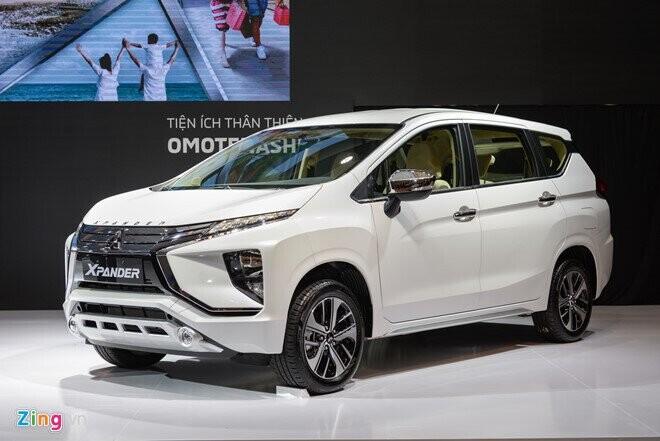 Xe 7 chỗ rẻ nhất VN có giá thấp hơn dự kiến 30 triệu đồng - Hình 1