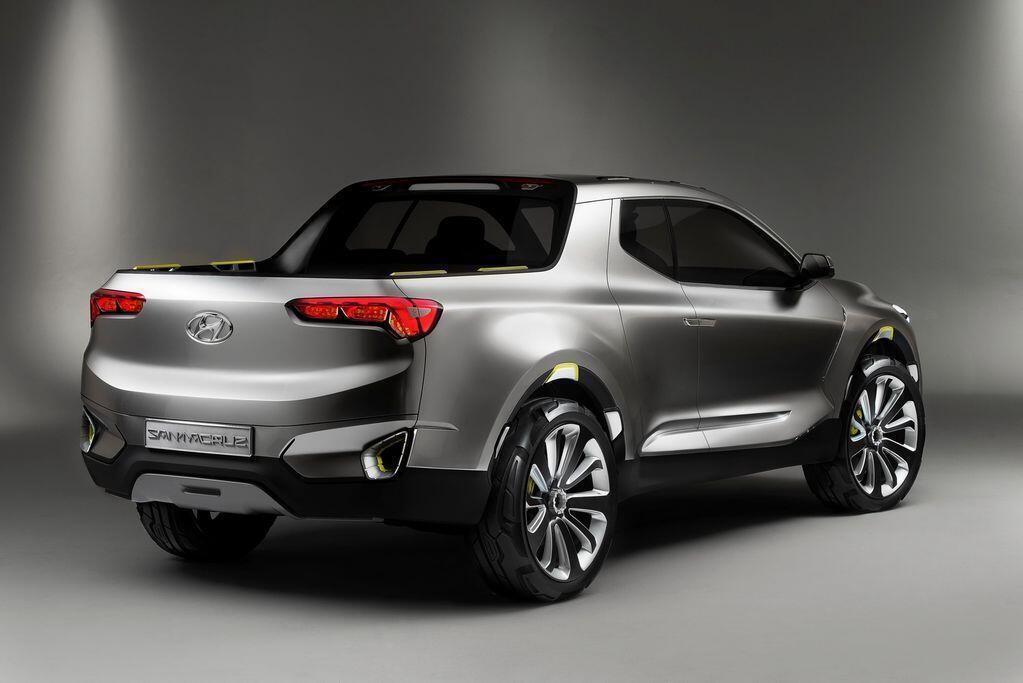 Xe bán tải đầu tiên của Hyundai sẽ chính thức lên kệ vào năm 2020