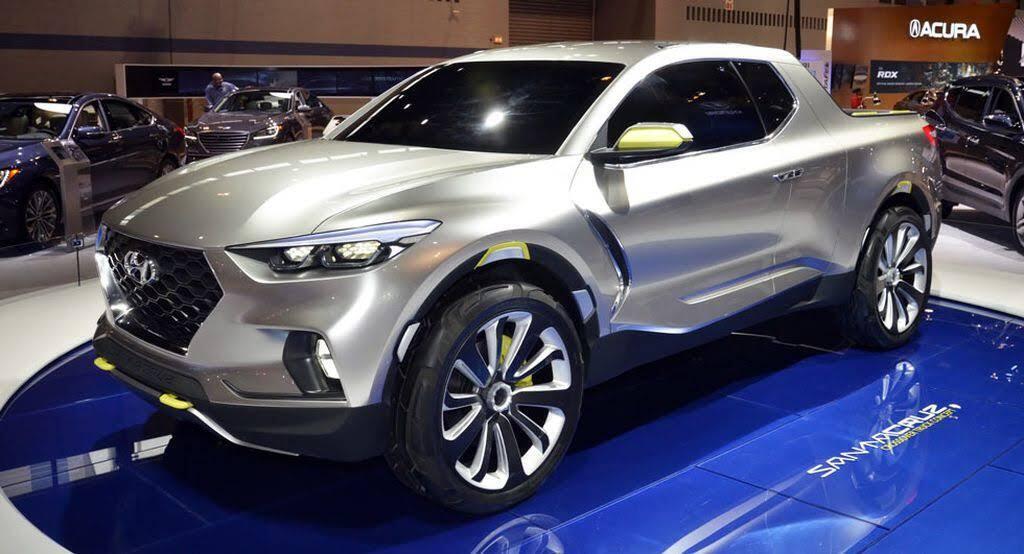 Xe bán tải Hyundai Santa Cruz dự kiến sẽ có mặt trên thị trường vào năm 2020 - Hình 6