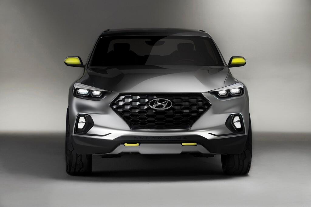 Xe bán tải Hyundai Santa Cruz ra mắt năm 2020, giá dưới 19.000 USD - Hình 2