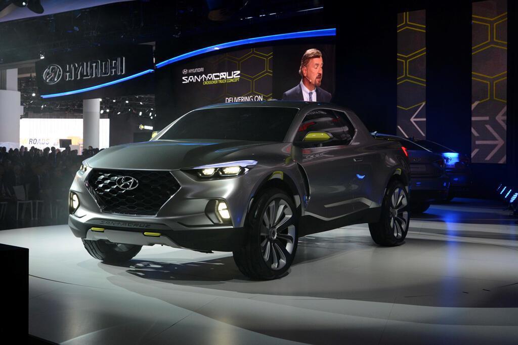 Xe bán tải Hyundai Santa Cruz ra mắt năm 2020, giá dưới 19.000 USD - Hình 7
