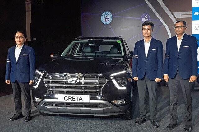 Xe 'chết yểu' tại Việt Nam Hyundai Creta ra mắt thế hệ mới đẹp như Palisade - Ảnh 1.