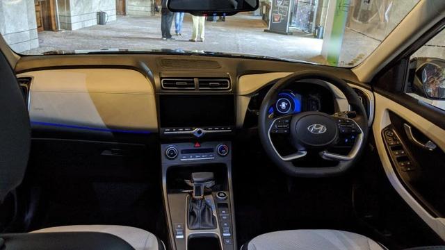 Xe 'chết yểu' tại Việt Nam Hyundai Creta ra mắt thế hệ mới đẹp như Palisade - Ảnh 7.
