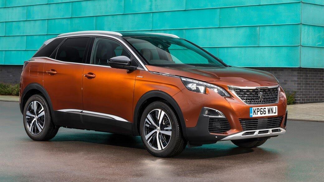 Xe đẹp nhất châu Âu Peugeot 3008 đạt chuẩn an toàn 5 sao - Hình 1