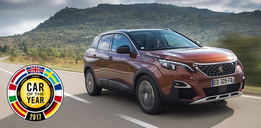 Xe đẹp nhất châu Âu Peugeot 3008 đạt chuẩn an toàn 5 sao - Hình 2