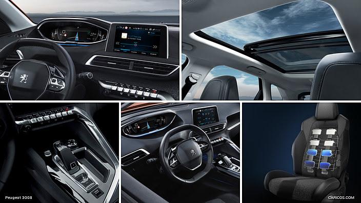 Xe đẹp nhất châu Âu Peugeot 3008 đạt chuẩn an toàn 5 sao - Hình 3