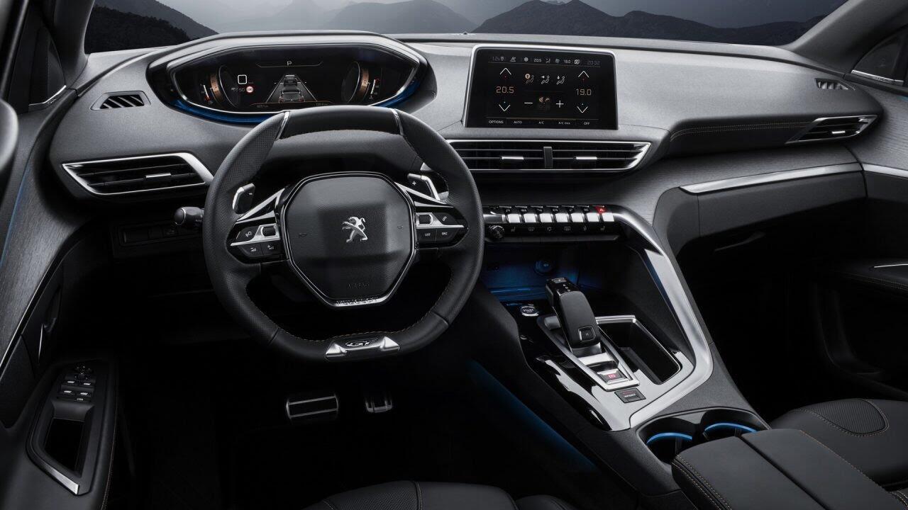 Xe đẹp nhất châu Âu Peugeot 3008 đạt chuẩn an toàn 5 sao - Hình 4