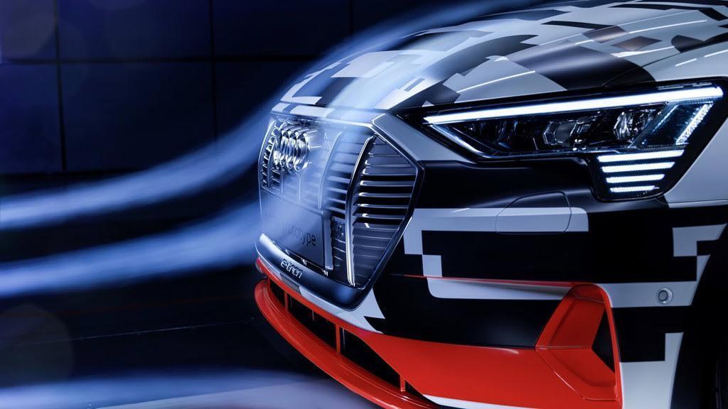 Xe điện của Audi dùng camera thay cho gương chiếu hậu - Hình 3
