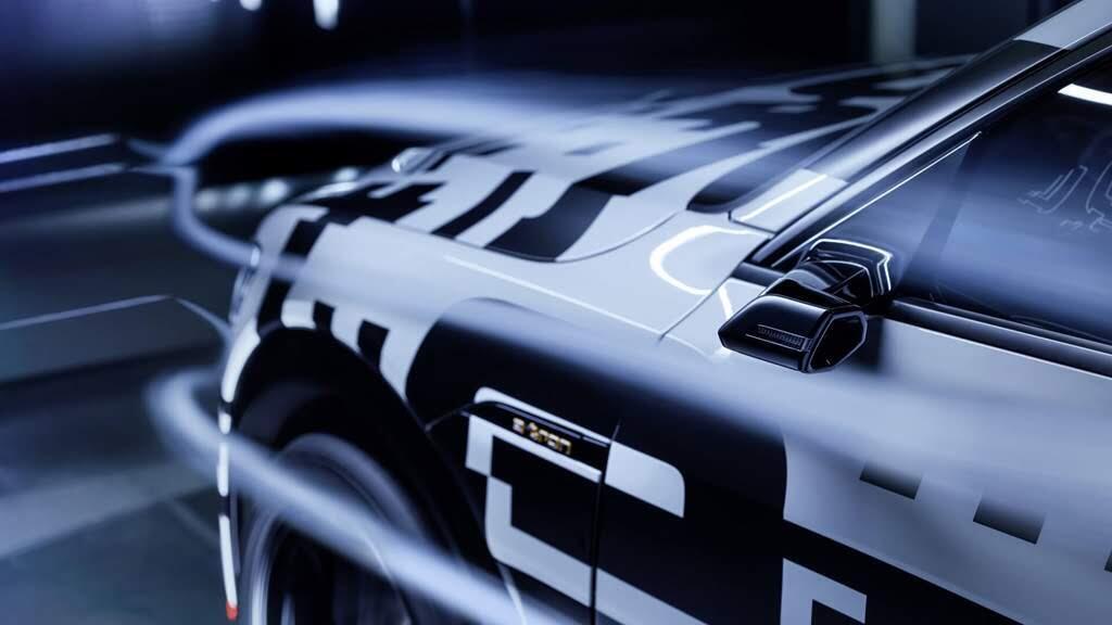 Xe điện của Audi dùng camera thay cho gương chiếu hậu - Hình 4