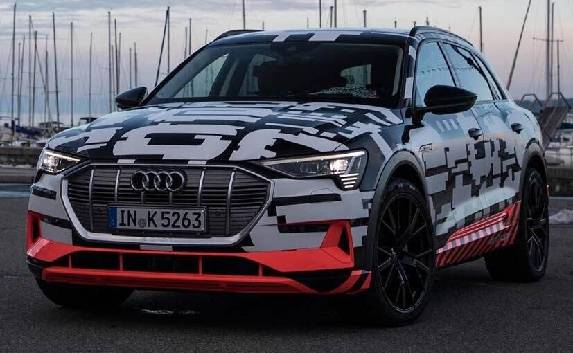 Xe điện của Audi dùng camera thay cho gương chiếu hậu - Hình 6