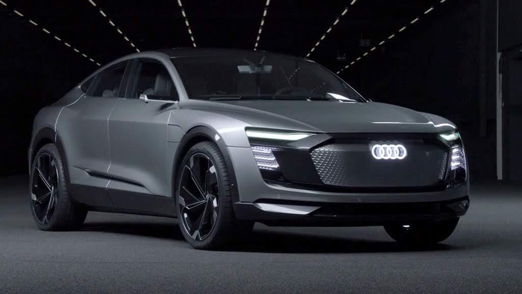 Xe điện của Audi dùng camera thay cho gương chiếu hậu - Hình 9