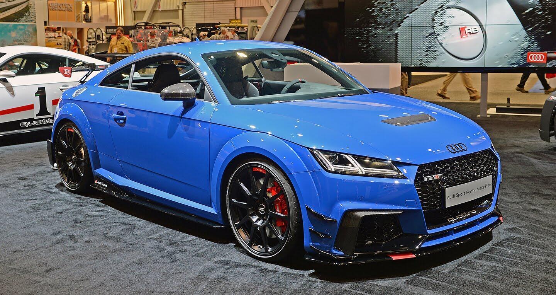 """""""Xế độ"""" Audi TT Clubsport Turbo Concept trang bị động cơ """"khủng"""" - Hình 1"""