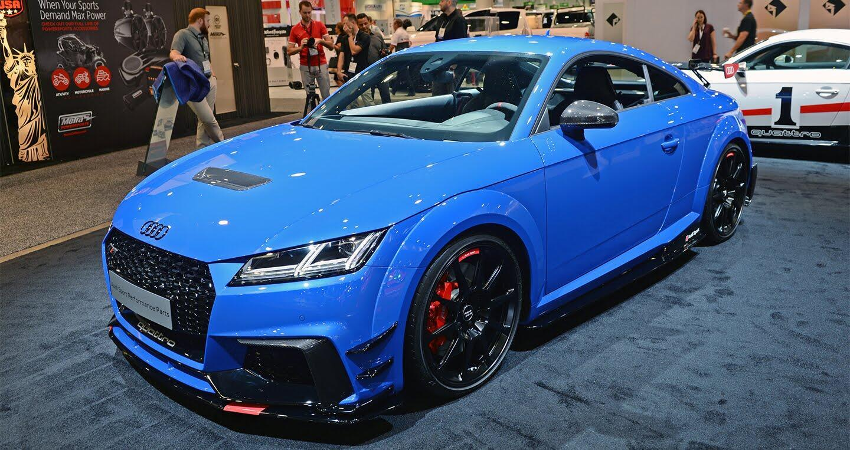 """""""Xế độ"""" Audi TT Clubsport Turbo Concept trang bị động cơ """"khủng"""" - Hình 2"""