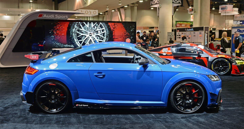 """""""Xế độ"""" Audi TT Clubsport Turbo Concept trang bị động cơ """"khủng"""" - Hình 3"""