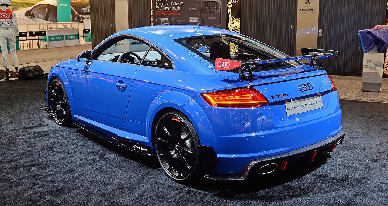 """""""Xế độ"""" Audi TT Clubsport Turbo Concept trang bị động cơ """"khủng"""" - Hình 4"""