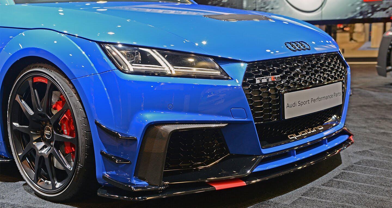 """""""Xế độ"""" Audi TT Clubsport Turbo Concept trang bị động cơ """"khủng"""" - Hình 5"""