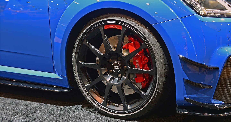 """""""Xế độ"""" Audi TT Clubsport Turbo Concept trang bị động cơ """"khủng"""" - Hình 6"""