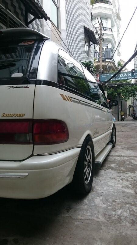 [Xe Độ & Đam Mê] MPV Toyota Previa 199x:  Chiếc xe thần thánh! - Hình 16