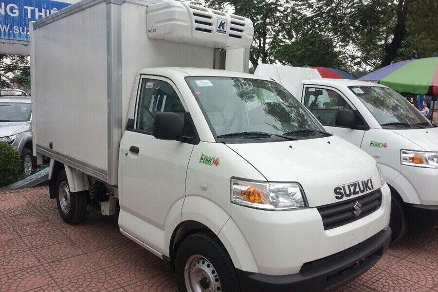 Tổng quan Xe đông lạnh Suzuki Pro