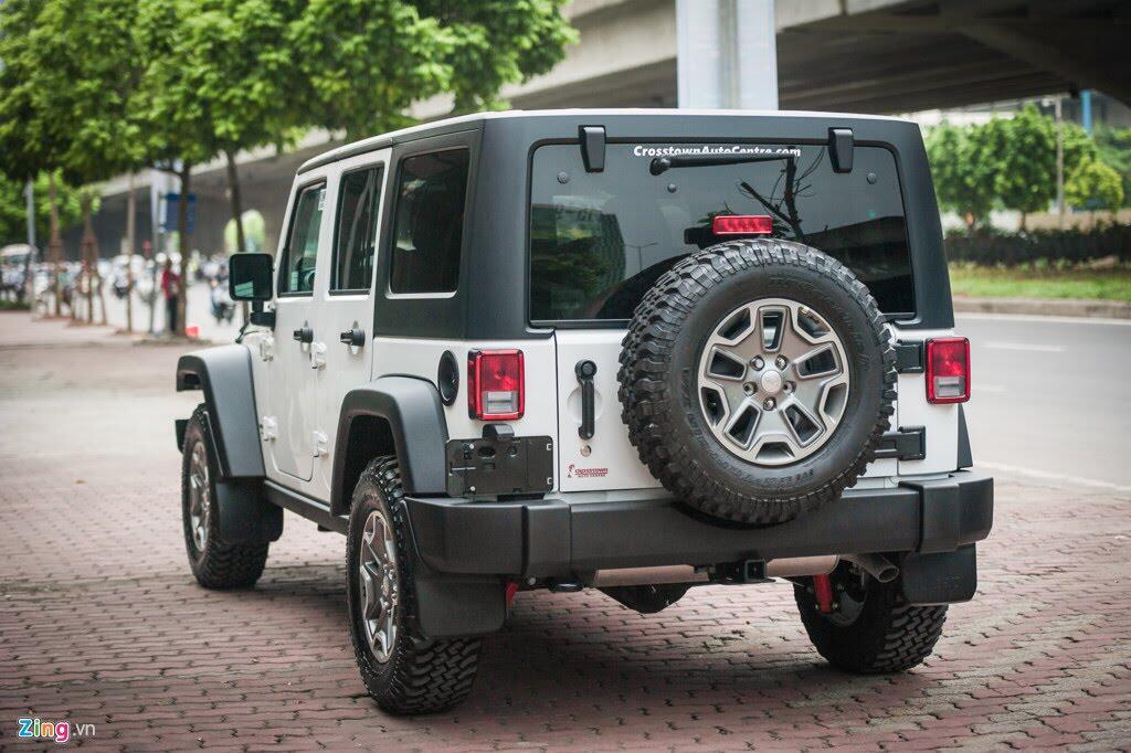 Xe off-road Mỹ giá hơn 4 tỷ tại Việt Nam - Hình 3
