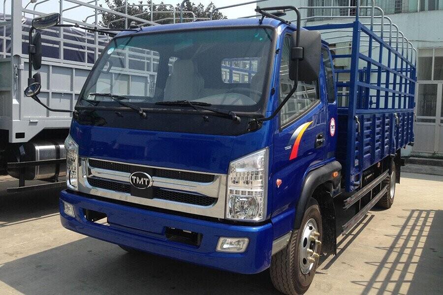 Tổng Quan xe tải Cửu Long TMT