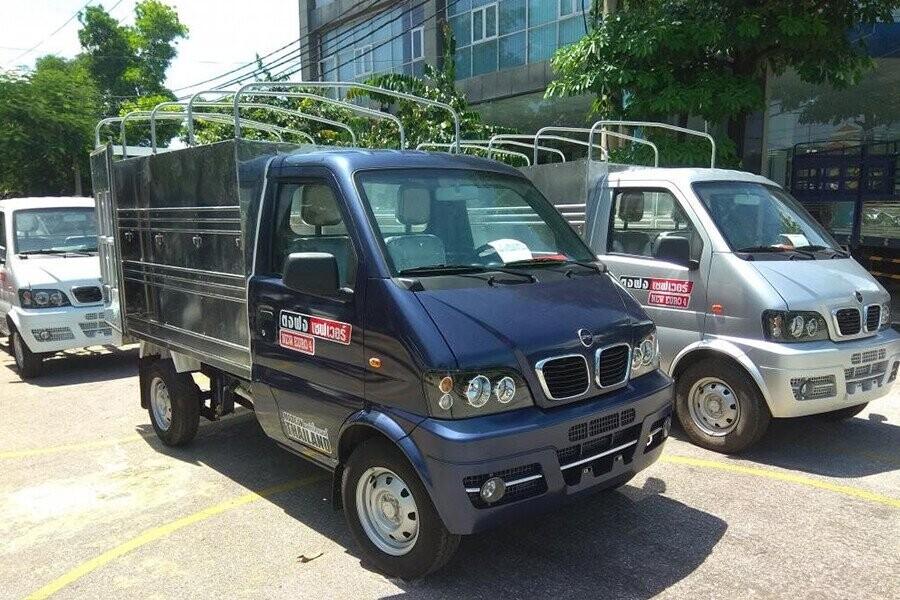 Tổng Quan xe tải DFSK Thái Lan