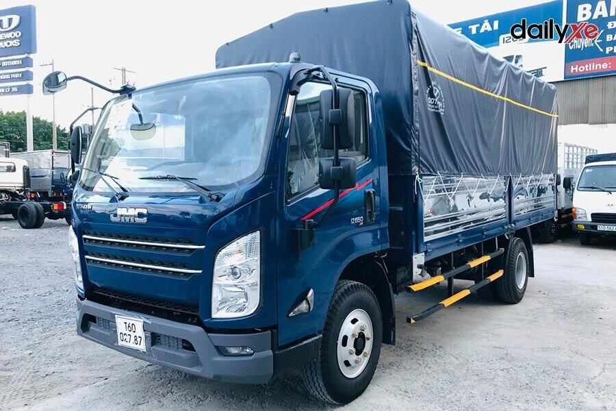 Tổng Quan Xe tải Đô Thành IZ650 SE 6.5 Tấn