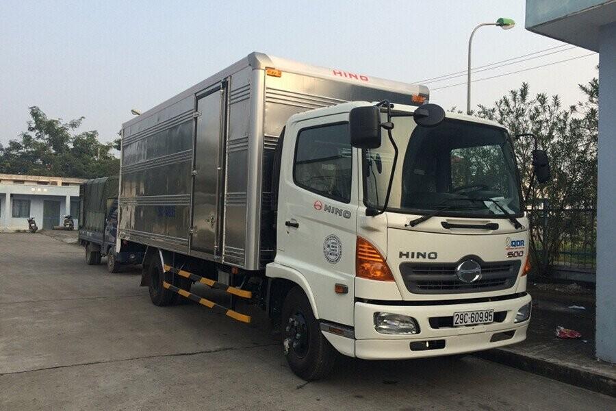 Tổng Quan xe tải Hino 6T4 FC