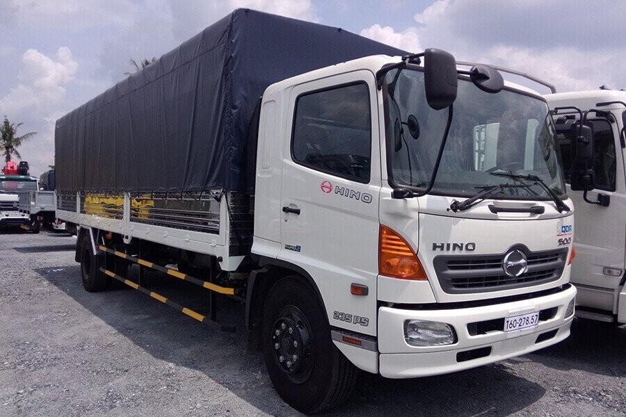 Tổng Quan xe tải Hino 9T4 FG