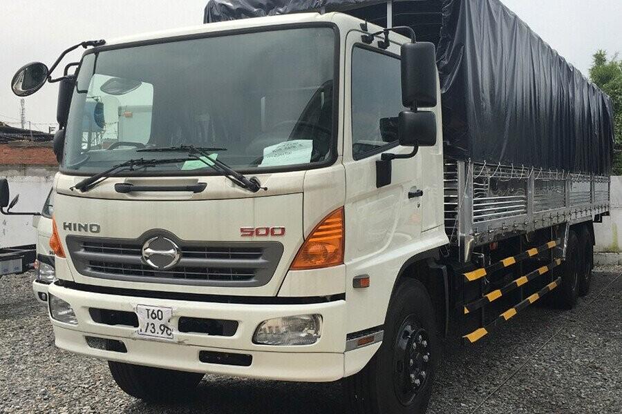 Tổng Quan xe tải Hino 15 Tấn FL
