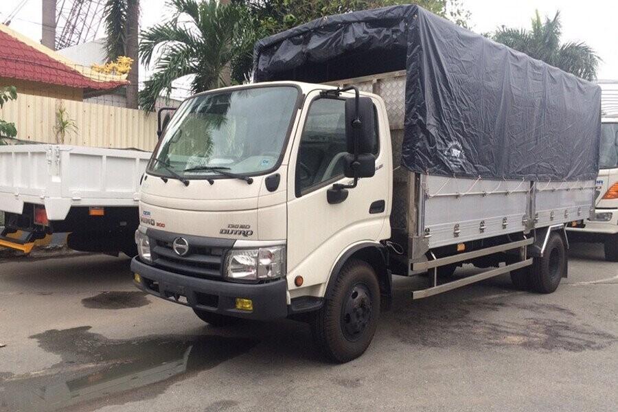 Tổng Quan xe tải Hino Dutro 4T5 - WU342l