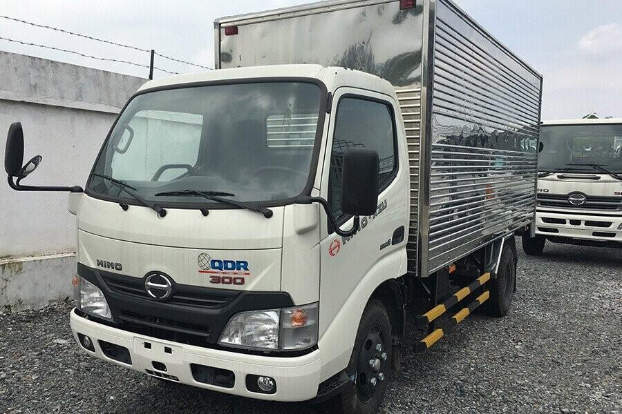 Tổng Quan xe tải Hino 1T9 - XZU650L