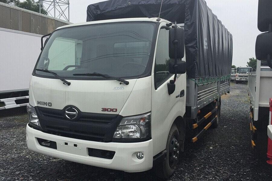 Tổng Quan xe tải Hino 3T5 XZU720L
