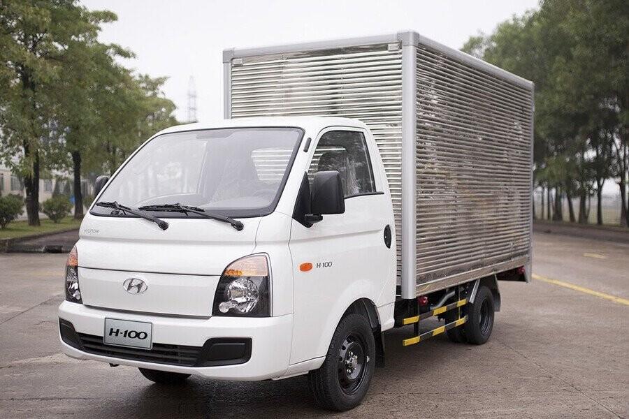 Tổng Quan xe tải Hyundai 1 tấn H100