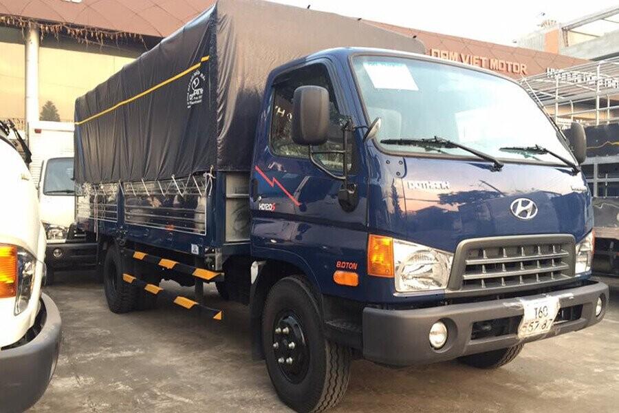 Tổng Quan xe tải Hyundai 8 tấn HD120S