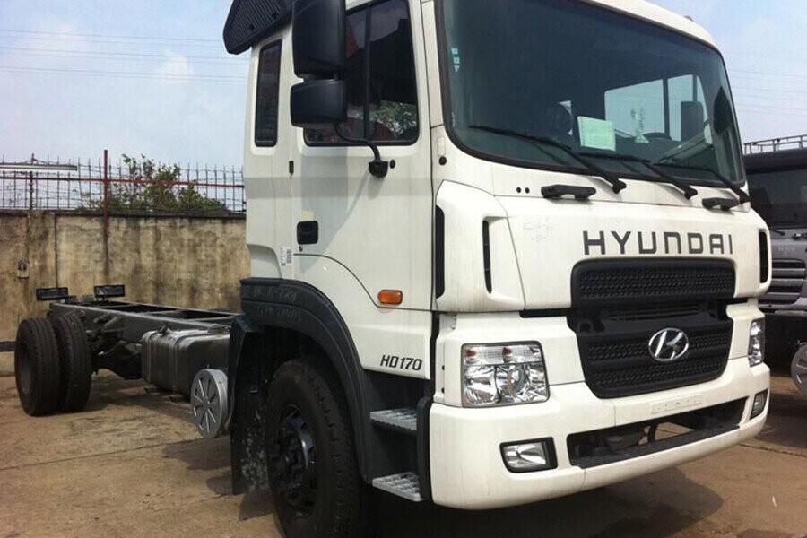 Tổng Quan Xe tải Hyundai 9 tấn HD170