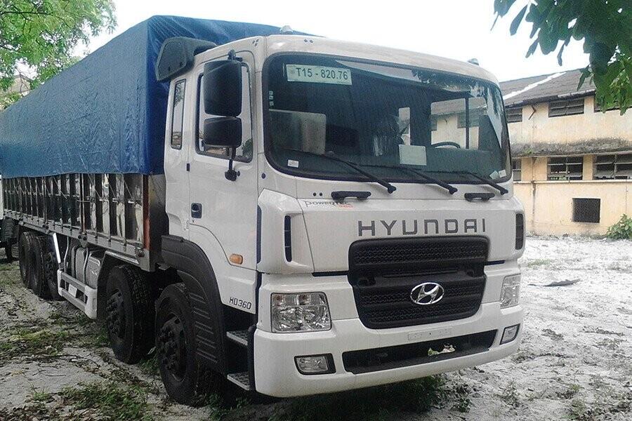Tổng Quan xe tải Hyundai 22 tấn HD360