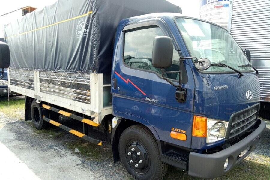 Tổng Quan xe tải Hyundai 2.5 tấn HD65