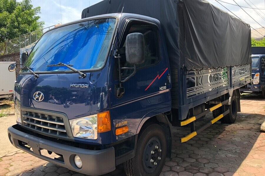 Tổng Quan xe tải Hyundai 7 tấn HD700