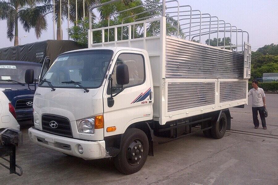 Tổng Quan xe tải Hyundai 3.5 tấn HD72