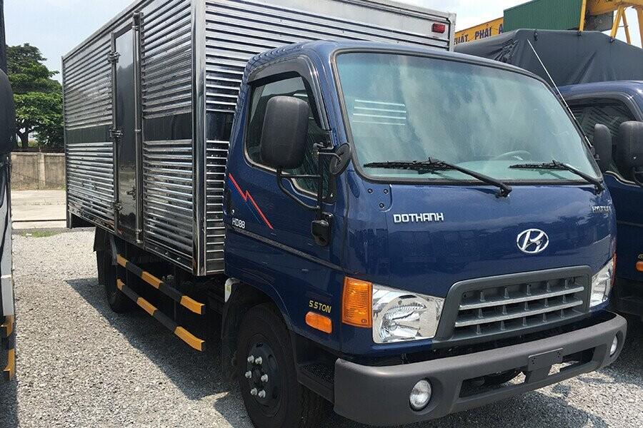 Tổng Quan xe tải Hyundai 5 tấn HD88