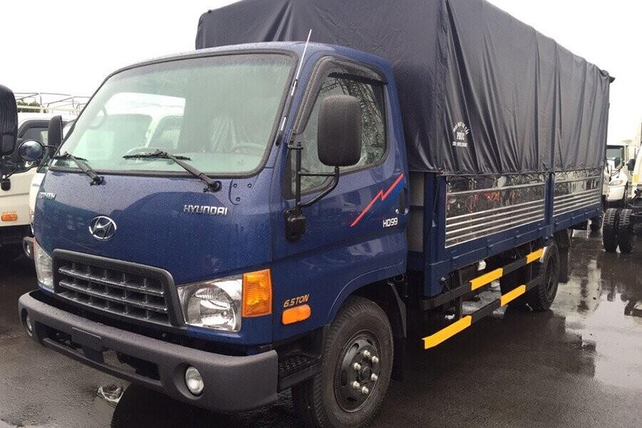 Tổng Quan xe tải Hyundai 6.5 tấn HD99