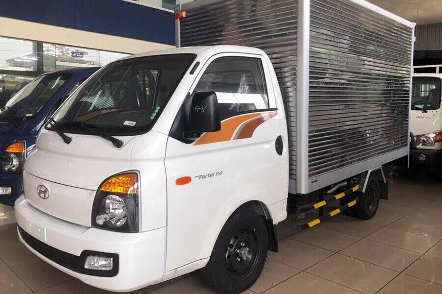 Tổng Quan xe tải Hyundai Porter 150