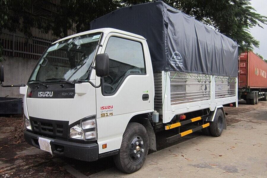 Tổng Quan Xe tải Isuzu QKR55F