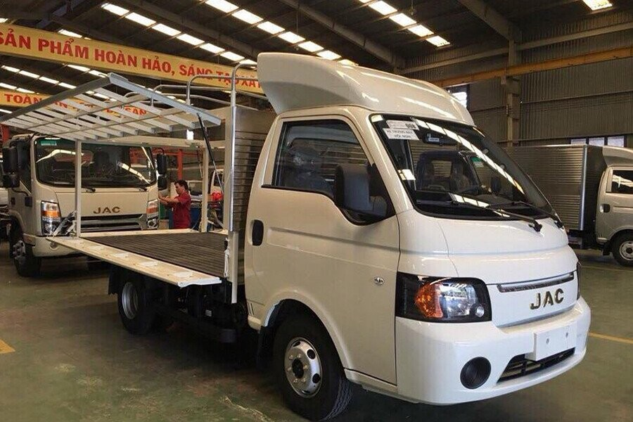 Tổng quan Xe tải Jac 1.25 tấn