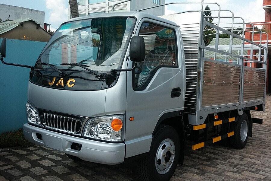 Tổng quan Xe tải Jac 1.5 tấn