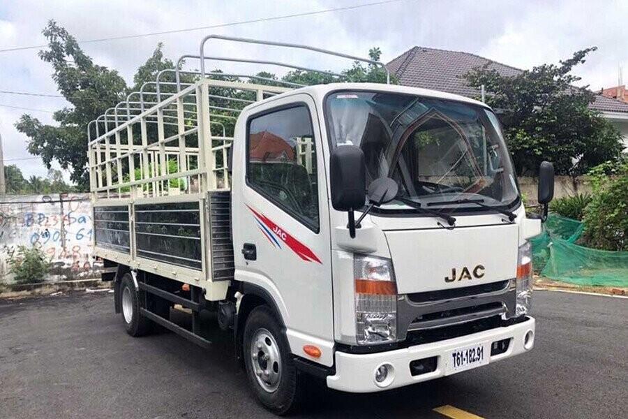 Tổng quan xe tải Jac 1.9 Tấn